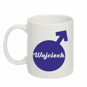 Kubek 330ml Wojciech