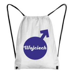 Plecak-worek Wojciech