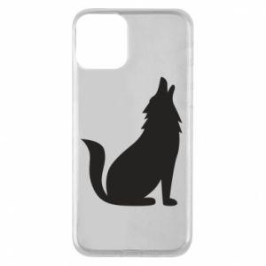 Etui na iPhone 11 Wolf howls