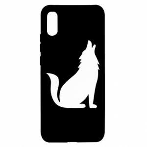Xiaomi Redmi 9a Case Wolf howls