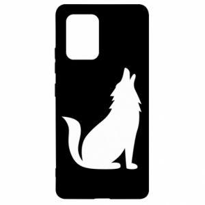 Etui na Samsung S10 Lite Wolf howls