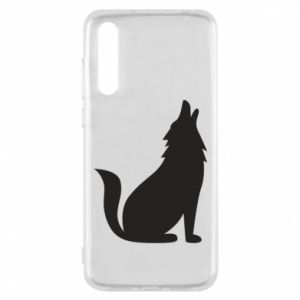 Etui na Huawei P20 Pro Wolf howls