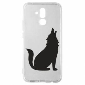 Etui na Huawei Mate 20 Lite Wolf howls