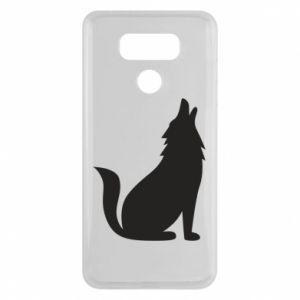 Etui na LG G6 Wolf howls