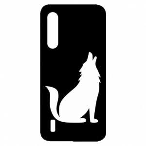 Etui na Xiaomi Mi9 Lite Wolf howls