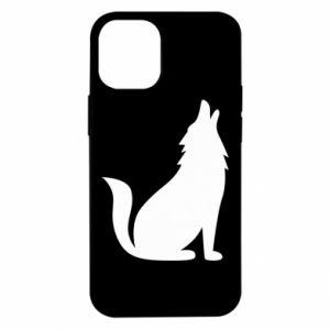 Etui na iPhone 12 Mini Wolf howls