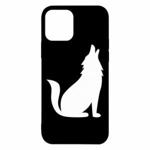 Etui na iPhone 12/12 Pro Wolf howls
