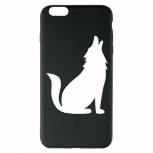 Etui na iPhone 6 Plus/6S Plus Wolf howls