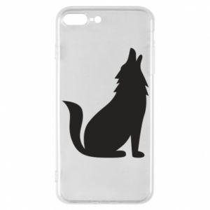 Etui do iPhone 7 Plus Wolf howls