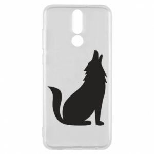 Etui na Huawei Mate 10 Lite Wolf howls