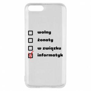 Etui na Xiaomi Mi6 Wolny, żonaty