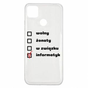 Etui na Xiaomi Redmi 9c Wolny, żonaty