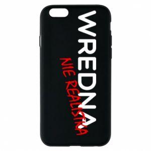 Phone case for iPhone 6/6S Nasty not realist - PrintSalon