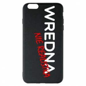 Phone case for iPhone 6 Plus/6S Plus Nasty not realist - PrintSalon