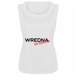 Women's t-shirt Nasty not realist - PrintSalon