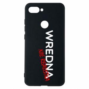 Phone case for Xiaomi Mi8 Lite Nasty not realist - PrintSalon