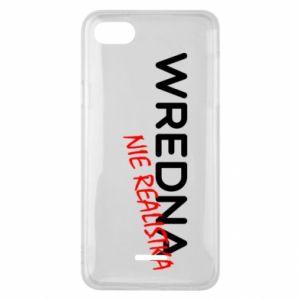 Phone case for Xiaomi Redmi 6A Nasty not realist - PrintSalon