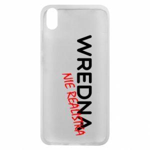 Phone case for Xiaomi Redmi 7A Nasty not realist - PrintSalon