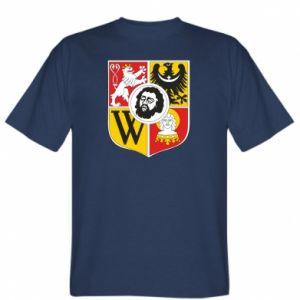 Koszulka Wrocław herb