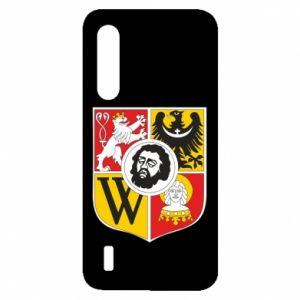 Etui na Xiaomi Mi9 Lite Wrocław herb