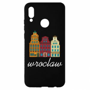 Huawei P Smart 2019 Case Wroclaw illustration
