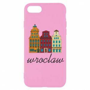 iPhone SE 2020 Case Wroclaw illustration