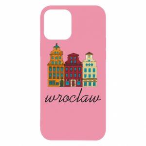Etui na iPhone 12/12 Pro Wroclaw illustration