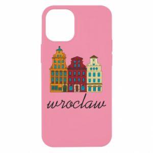 Etui na iPhone 12 Mini Wroclaw illustration