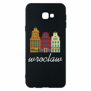 Phone case for Samsung J4 Plus 2018 Wroclaw illustration