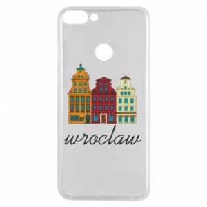 Etui na Huawei P Smart Wroclaw illustration