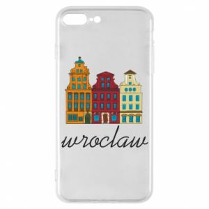 Etui na iPhone 7 Plus Wroclaw illustration