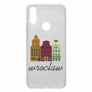 Etui na Xiaomi Redmi 7 Wroclaw illustration - PrintSalon