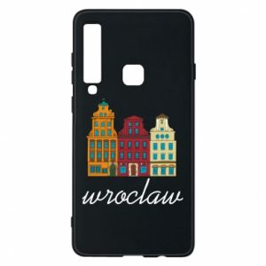 Phone case for Samsung A9 2018 Wroclaw illustration