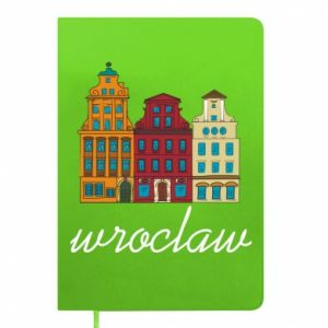 Notes Wroclaw illustration