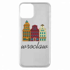 Etui na iPhone 11 Wroclaw illustration
