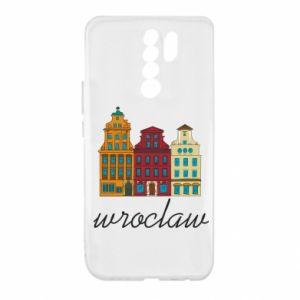 Xiaomi Redmi 9 Case Wroclaw illustration