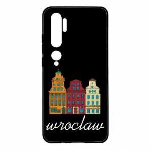 Xiaomi Mi Note 10 Case Wroclaw illustration