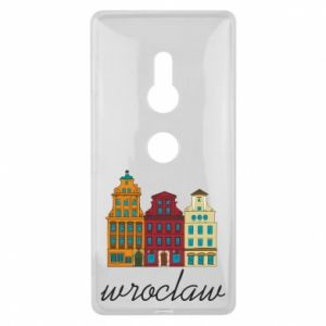 Sony Xperia XZ2 Case Wroclaw illustration