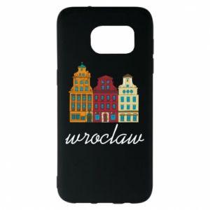 Samsung S7 EDGE Case Wroclaw illustration