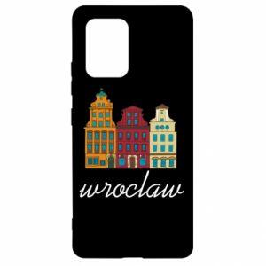 Samsung S10 Lite Case Wroclaw illustration
