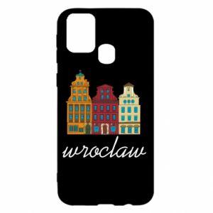 Samsung M31 Case Wroclaw illustration