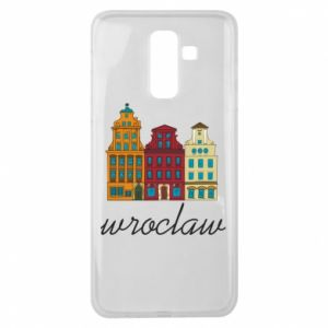 Samsung J8 2018 Case Wroclaw illustration