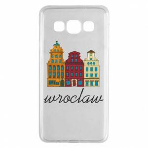 Samsung A3 2015 Case Wroclaw illustration
