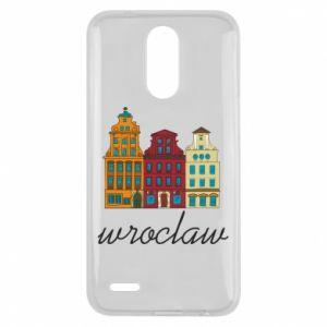 Lg K10 2017 Case Wroclaw illustration