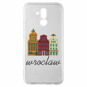 Huawei Mate 20Lite Case Wroclaw illustration