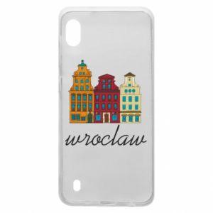 Samsung A10 Case Wroclaw illustration