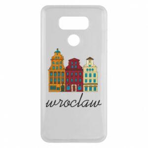 LG G6 Case Wroclaw illustration