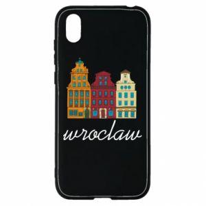 Huawei Y5 2019 Case Wroclaw illustration