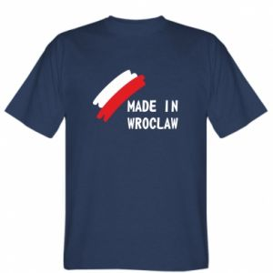 T-shirt Made in Wroclaw