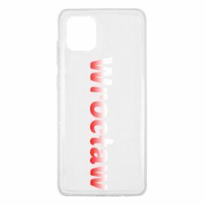 Samsung Note 10 Lite Case Wroclaw